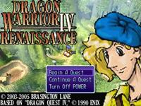dragon quest iv rom
